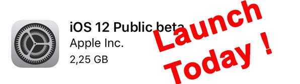 iOS 12 Public Beta Release Hari Ini