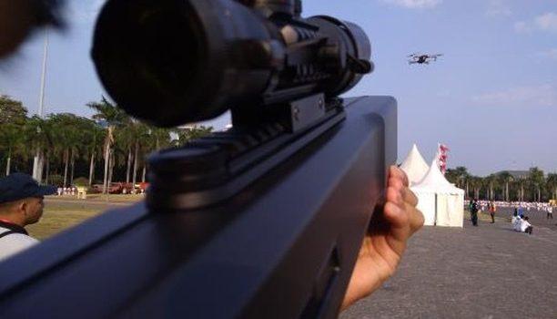 Penertiban Drone Liar, Kini Hadapi Pasukan Anti-Drone Indonesia