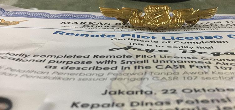 Membedah Peraturan CASR 107.2 Untuk Drone Hobi dan Rekreasi
