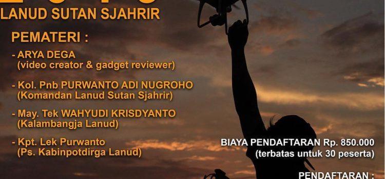 Sertifikasi Pilot Drone Sumatra Barat