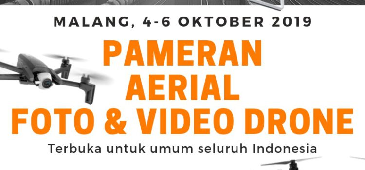 Press Release Pameran Aerial Foto & Video